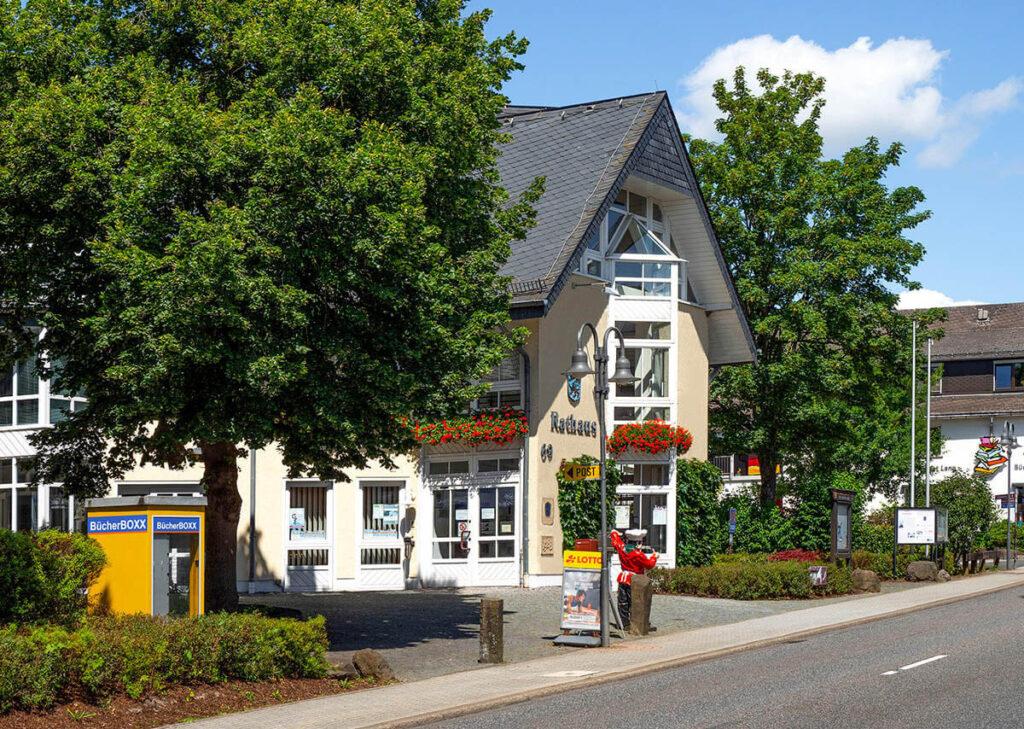 Rathaus Stadt Rennerod